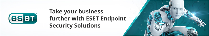 ESET - Experience a whole new level of security