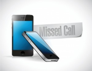 how to call missed number