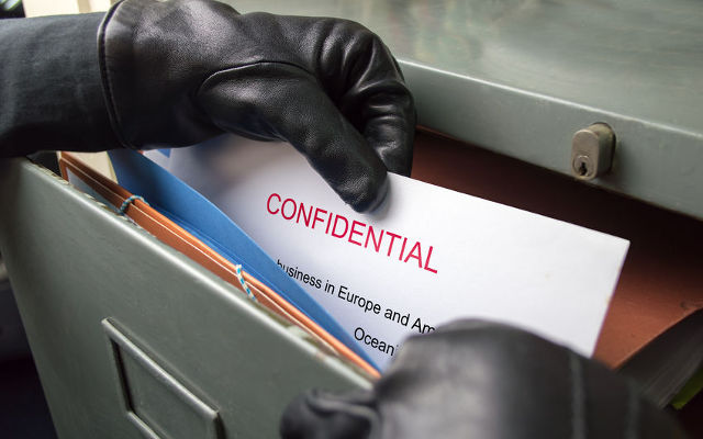 How safe is your Data?  Not all Data-Theft comes from an Outsider!